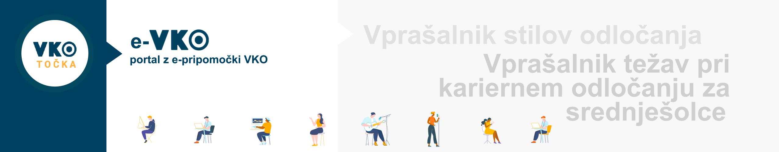 e-VKO portal z e-pripomočki VKO